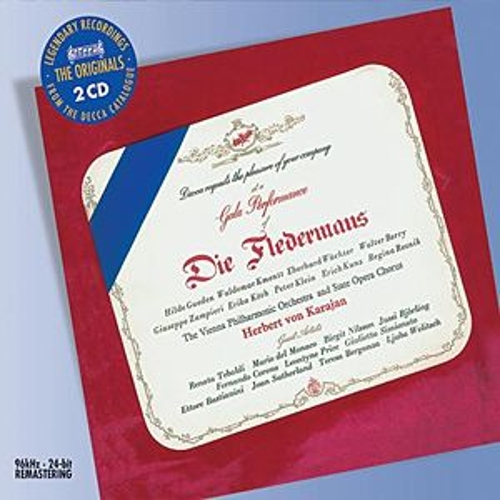Play & Download Strauss, J: Die Fledermaus by Various Artists | Napster