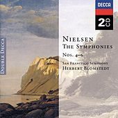 Nielsen: The Symphonies Nos. 4-6 by Various Artists