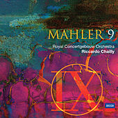 Mahler: Symphony No.9 by Royal Concertgebouw Orchestra