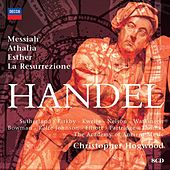 Play & Download Hogwood conducts Handel Oratorios by Various Artists | Napster
