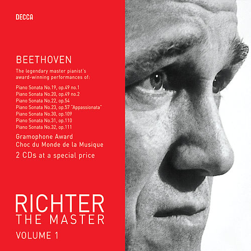 Play & Download Beethoven: Piano Sonatas by Sviatoslav Richter | Napster