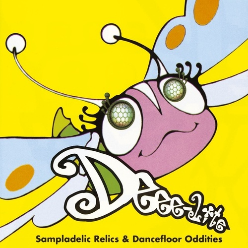 Sampladelic Relics and Dancefloor Oddities by Deee-Lite
