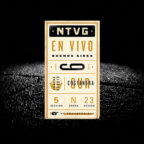 Play & Download NTVG - En Vivo Buenos Aires by No Te Va Gustar   Napster