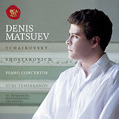 Play & Download Tchaikovsky and Shostakovich Piano Concertos by Denis Matsuev | Napster