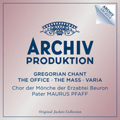 Play & Download Gregorian Chant - The Office - The Mass - Varia by Various Artists | Napster