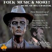 Play & Download Folk Music & More! Music of Béla Bartók by Barbara Nissman   Napster