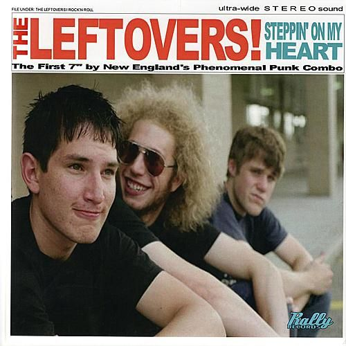 Play & Download Steppin' On My Heart by The Leftovers | Napster