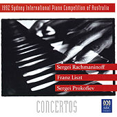1992 Sydney International Piano Competition of Australia – Concertos by Various Artists