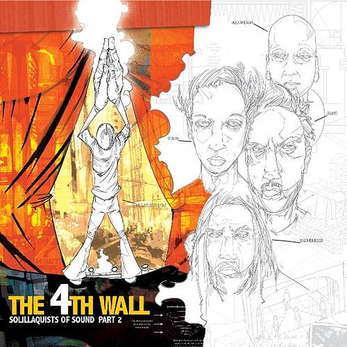 Play & Download The 4th Wall, Pt. 2 by Solillaquists of Sound | Napster