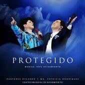 Protegido de Pastores Ricardo Y Ma. Patricia Rodríguez - Centro Mundial De Avivamiento