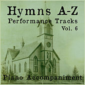 Hymns A-Z Performance Tracks: Vol 6 by Worship Service Resources