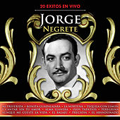 Play & Download 20 Éxitos en Vivo by Jorge Negrete | Napster