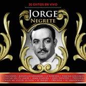 20 Éxitos en Vivo by Jorge Negrete