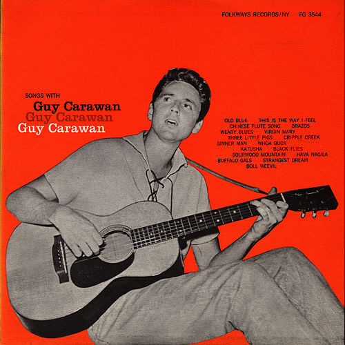 Songs with Guy Carawan by Guy Carawan