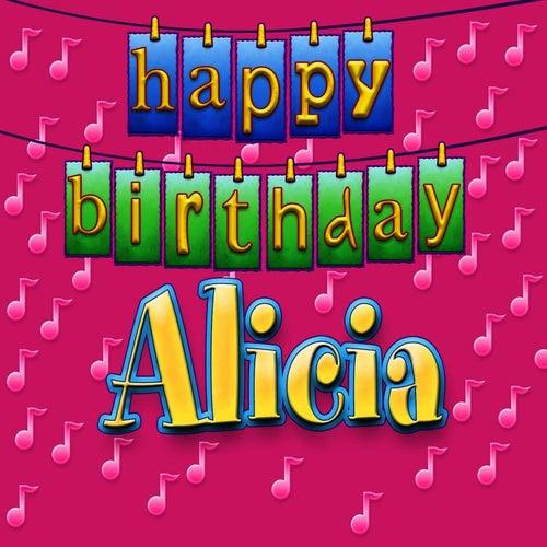 Happy Birthday Alicia (Single) By Ingrid DuMosch