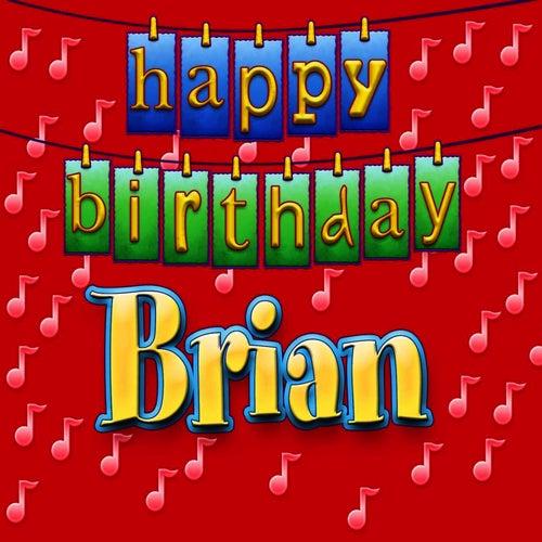 Happy Birthday Brian (Single) By Ingrid DuMosch