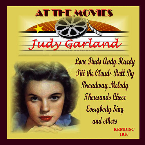 At The Movies by Judy Garland