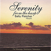 Play & Download Serenity from the Harp by Sally Fletcher | Napster