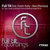 Alive Remixes (feat. Karen Kelly) by Full Tilt