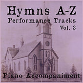 Hymns A-Z Performance Tracks: Vol 3 by Worship Service Resources