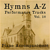 Hymns A-Z Performance Tracks: Vol 10 by Worship Service Resources