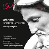 Brahms: German Requiem, Op. 45 by Various Artists