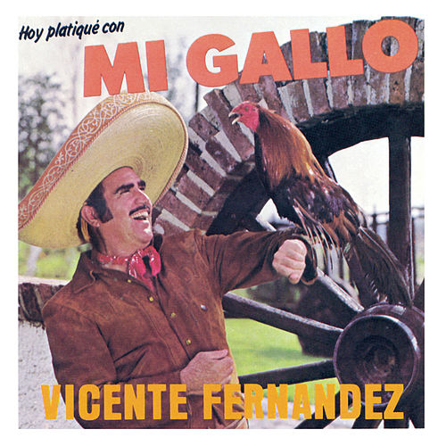 Play & Download Hoy Platique Con Mi Gallo by Vicente Fernández | Napster