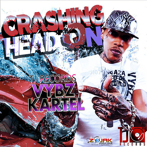 Play & Download Crashing Head On - Single by VYBZ Kartel | Napster