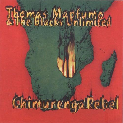 Chimurenga Rebel by Thomas Mapfumo and The Blacks Unlimited