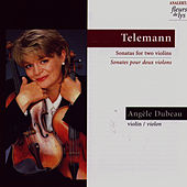 Play & Download Sonatas for Two Violins (Sonates Pour Deux Violins) by Angèle Dubeau | Napster