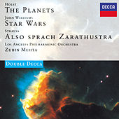 Play & Download Holst: The Planets/John Williams: Star Wars Suite'Strauss, R.: Also sprach Zarathustra by Various Artists | Napster