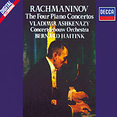 Play & Download Rachmaninov: Piano Concertos Nos. 1-4 by Vladimir Ashkenazy | Napster
