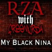 Play & Download My Black Nina by RZA | Napster