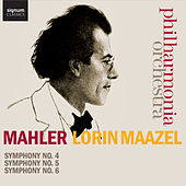 Mahler: Symphonies Nos. 4-6 by Various Artists