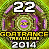 Play & Download Goa Trance Treasures 2014 - 22 Best of Top Full-on, Progressive & Psychedelic Goa Hits by Various Artists | Napster