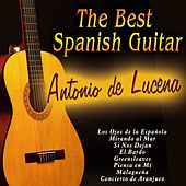 Antonio De Lucena the Best Spanish Guitar by Antonio De Lucena