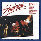 Live! by Shakatak