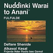 Fulfulde Adamawa New Testament for Nigeria (Dramatized) by The Bible