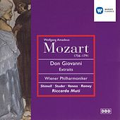 Mozart - Don Giovanni (highlights) by Various Artists