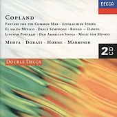 Copland: Appalachian Spring; Lincoln Portrait; Fanfare; Rodeo, etc. by Various Artists