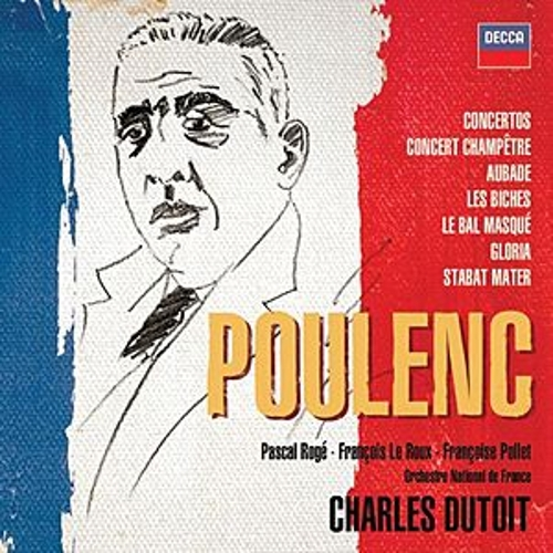 Play & Download Poulenc: Concertos, Orchestral & Choral  Works by Various Artists | Napster