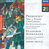 Play & Download Prokofiev: The Piano Concertos by Vladimir Ashkenazy | Napster