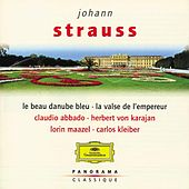 J. Strauss (Jr.): Waltzes; The Bat by Various Artists