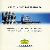 Dances of the Renaissance by Various Artists