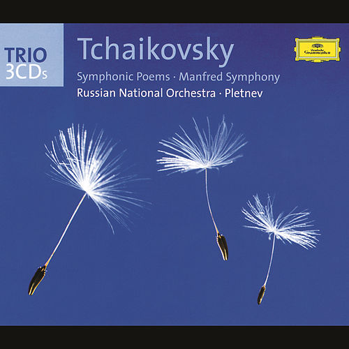 Tchaikovsky: Symphonic Poems; 'Manfred' Symphony by Russian National Orchestra