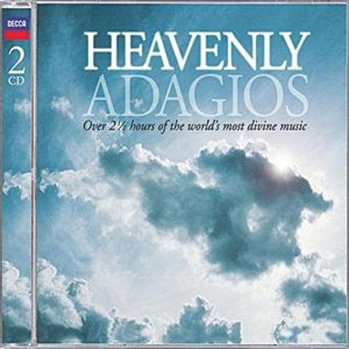 Play & Download Heavenly Adagios by Various Artists | Napster