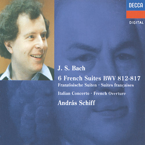 Play & Download Bach, J.S.: French Suites Nos. 1-6/Italian Concerto etc. by András Schiff | Napster