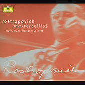 Play & Download Rostropovich - Mastercellist. Legendary Recordings 1956-1978 by Mstislav Rostropovich | Napster