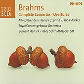 Play & Download Brahms: Complete Concertos / Overtures by Various Artists | Napster