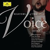Play & Download Masters of the Voice - Tenor by Various Artists | Napster